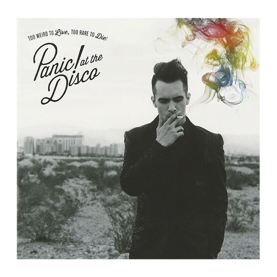 Panic at the Disco - Too Weird to Live, Too Rare to Die - Vinyl