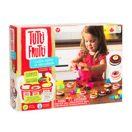 Bojeux Tutti Frutti Modelling Dough - Cookie Maker Kit