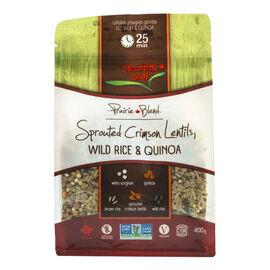 Floating Leaf Lentils & Rice - 400g