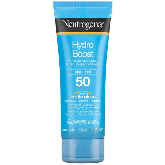 Neutrogena Hydro Boost Water Gel Sunscreen - SPF 30 - 88ml