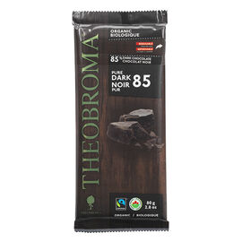 Theobromo 85% Dark Chocolate Bar - 80g