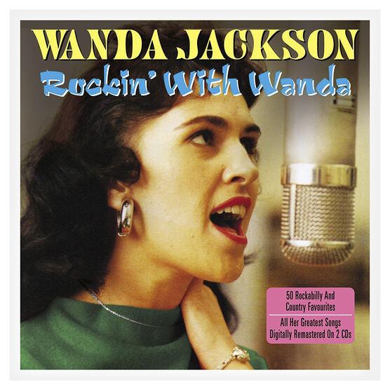Wanda Jackson - Rockin' with Wanda - 2 CD