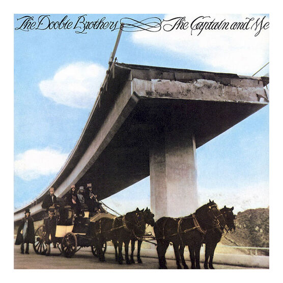 The Doobie Brothers - The Captain and Me - CD
