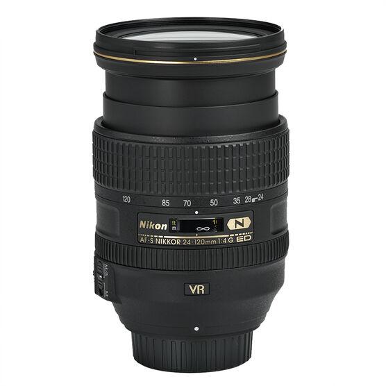 Nikon AF-S FX 24-120mm f/4G ED VR Lens