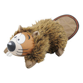 Happy Tails Dog Toy - Loonies Beaver
