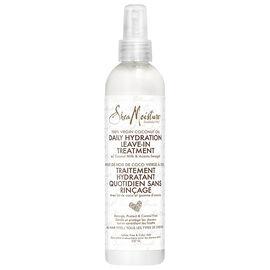 SheaMoisture 100% Virgin Coconut Oil Leave-in Treatment - 237ml
