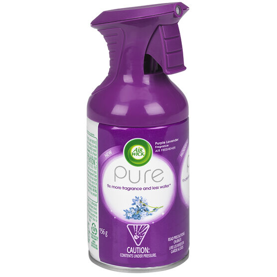 Airwick Pure Aerosol - Purple Lavender - 156g