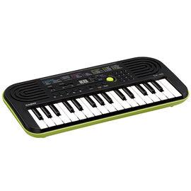 Casio 32-Key Mini Keyboard - Black - SA46