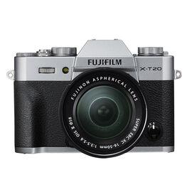 Fujifilm X-T20 with 16-50mm XC Lens