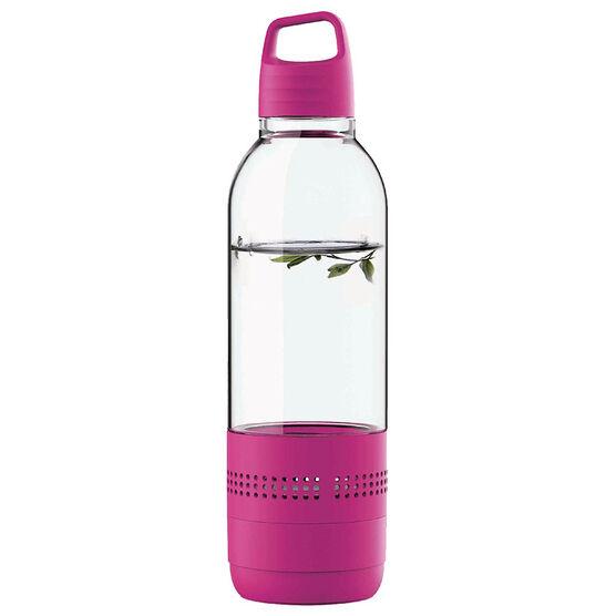 Sylvania Water Bottle Speaker - Purple - SP650PURPLE