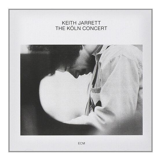 Keith Jarrett - The Koln Concert - 180g Vinyl