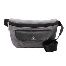 Roots Waist Bag with Trim - Assorted