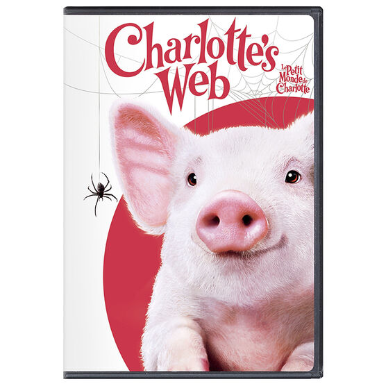 Charlotte's Web - DVD