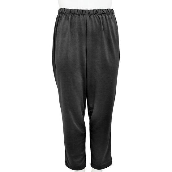 Silvert's Open Back Soft Knit Pants - Small - XL