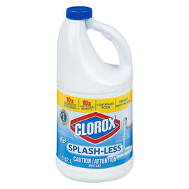 Clorox Splash-Less Concentrated Bleach - 1.2L