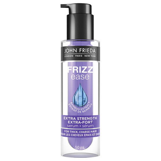 John Frieda Frizz Ease Extra Strength 6 Effects plus Serum - 50ml