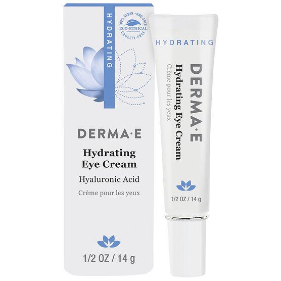 Derma E Hydrating Eye Cream - 14g