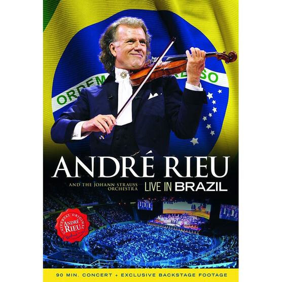 Andre Rieu - Live In Brazil - DVD