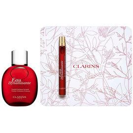 Clarins Eau Dynamisante Feel-Good Treatment Fragrance Set - 3 piece