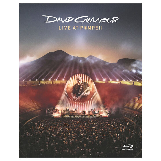 David Gilmour: Live at Pompeii - Blu-ray