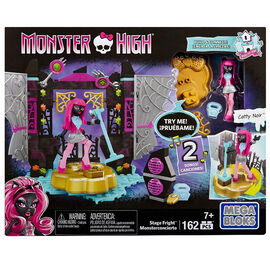 Mega Construx Monster High Stage Fright Construction Set