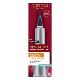 L'Oreal Revitalift Triple Power 10% Pure Vitamin C Concentrate - 30ml