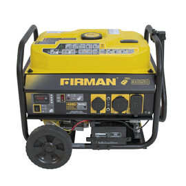 Firman Generator With Remote - P03603
