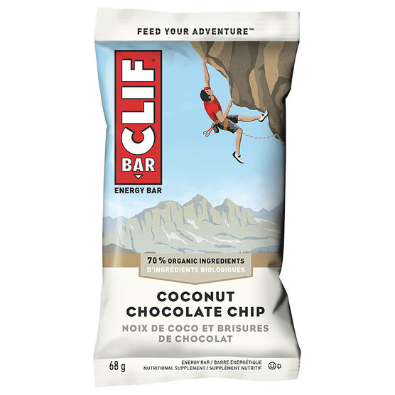 Clif Bar - Coconut Chocolate Chip - 68g