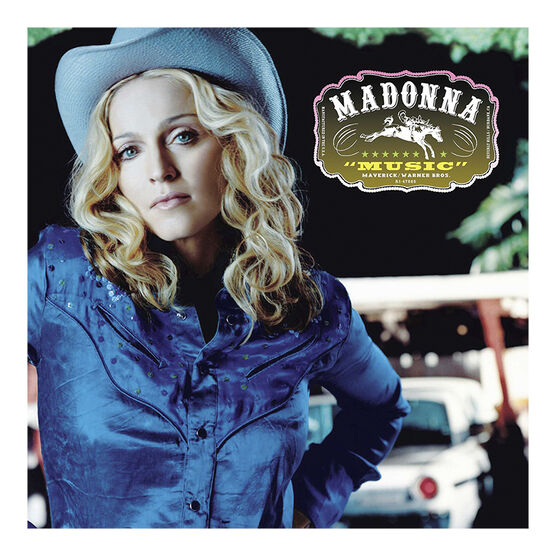 Madonna - Music - Vinyl