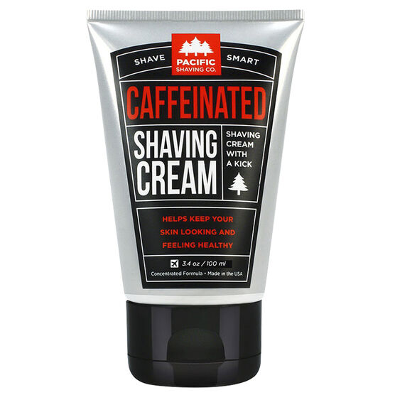 Pacific Shaving Company Caffeinated Shaving Cream - 100ml