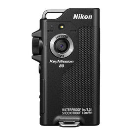 Nikon KeyMission 80 - Black - 48451