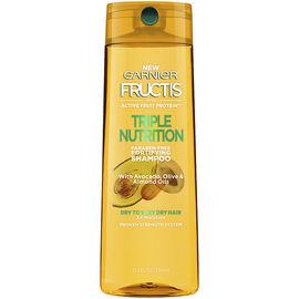 Garnier Fructis Triple Nutrition Shampoo - 370ml
