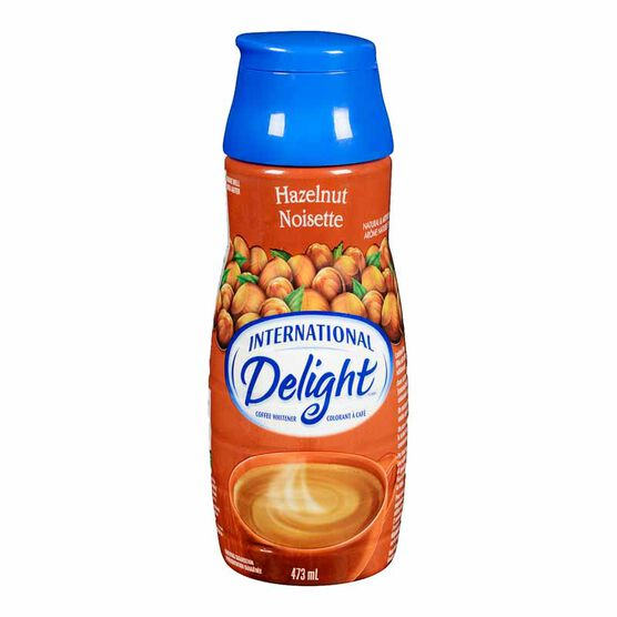 International Delight Coffee Whitener - Hazelnut - 473ml