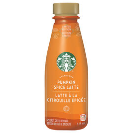 Starbucks Iced Pumpkin Spice Latte - 414ml