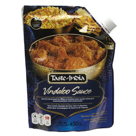 Taste of India Vindaloo Sauce - 450g