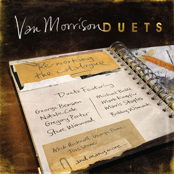 Van Morrison - Duets: Re-working the Catalogue - CD
