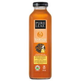 Pure Leaf Tea House Collection - Sicilian Lemon & Honeysuckle - 414ml