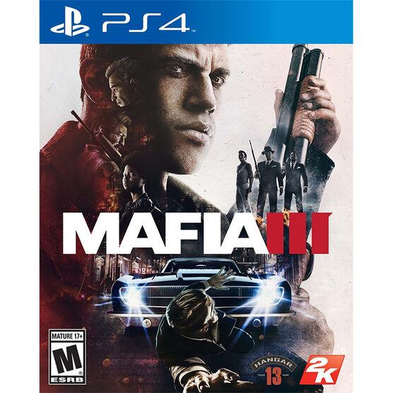 PS4 Mafia III