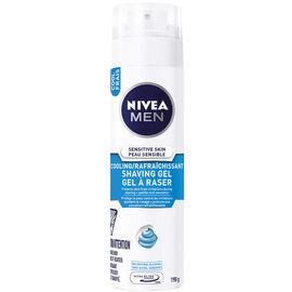 Nivea Men Cooling Shaving Gel - Sensitive Skin - 198g