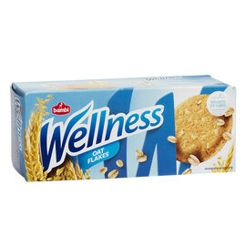 Wellness Biscuits - Oat Flakes - 210g