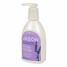 Jason Lavender Satin Shower Body Wash - 887ml