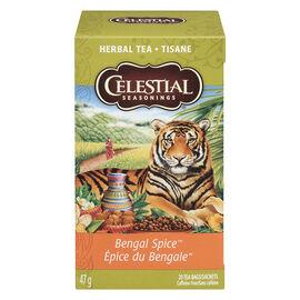 Celestial Seasonings Herbal Tea - Bengal Spice - 20 Bags