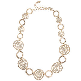 "Lonna Lilly Coin Necklace - 16"" - Gold"