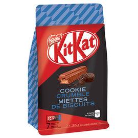 Kit Kat - Cookie Crumble - 7 pack