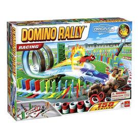Domino Rally Crazy Race Set