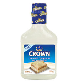 Crown Lily White Corn Syrup - 500ml