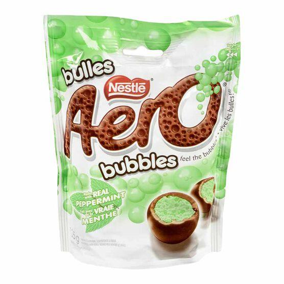 Nestle Aero Bubbles - Peppermint - 135g