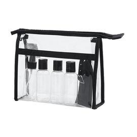 Modella Clear Basics Travel Kit