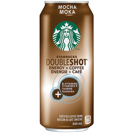 Starbucks Doubleshot - Mocha - 444ml