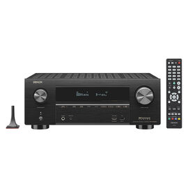 Denon 7.2 Channel Receiver with HEOS - Black - AVR-X3500H